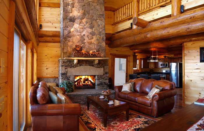 Smoky Mountain Cabin Builders In North Carolina   Alarka, Bryson ...