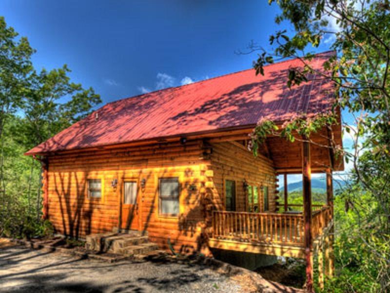 Smoky Mountain Cabin Builder Portfolio Of Log Homes Near