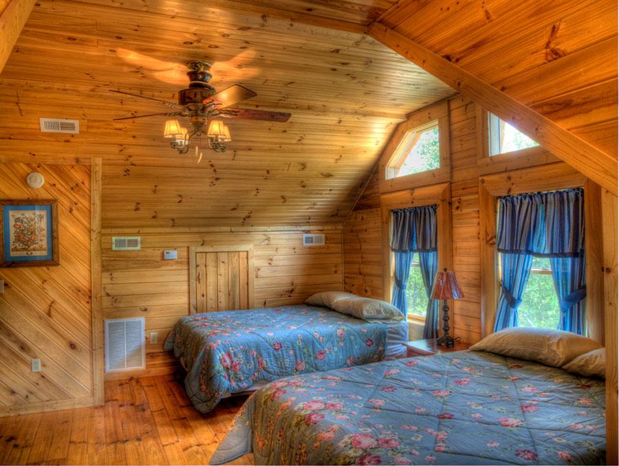 Log Cabin Construction Portfolio Oak Ridge